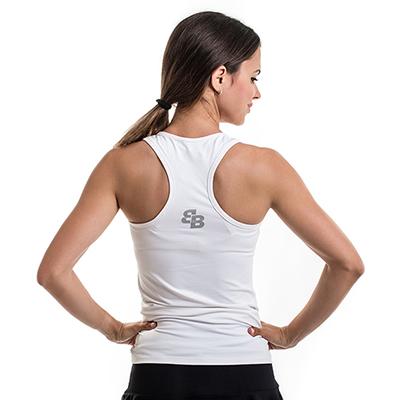 Camiseta BB básica blanca