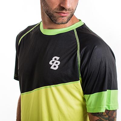 Camiseta BB hombre ball