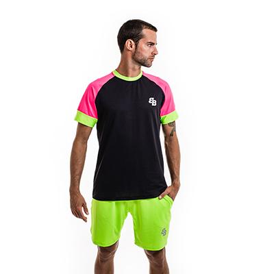 Camiseta BB hombre game