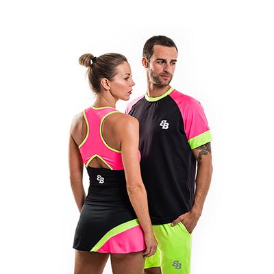 Ropa BB padel y tenis para mujer y hombre